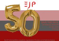 Bild 0 für 50 Jahre EJP - SAVE THE DATE